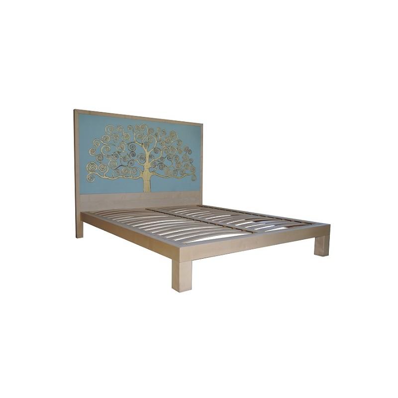 Letto in legno di Tiglio \
